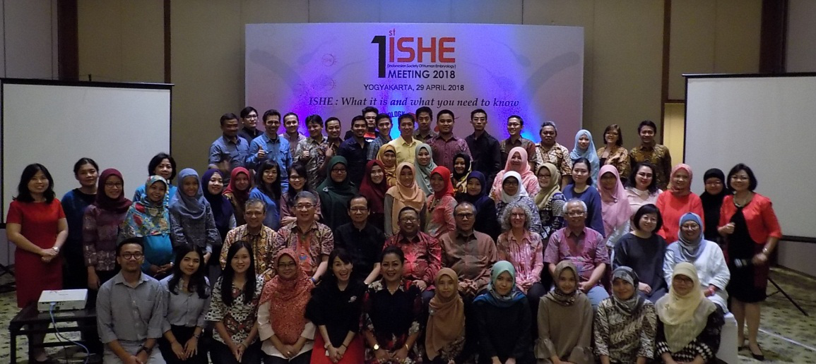 First Event of Indonesian Society of Human Embryology (ISHE